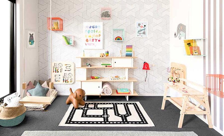 از عناصر خارجی در چیدمان اتاق استفاده کنید