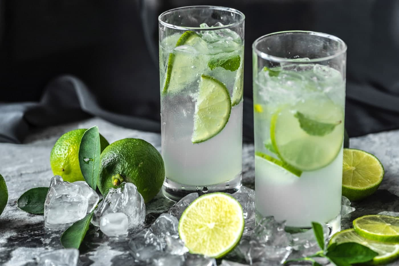 طرز تهیه نوشیدنی لیموناد و نوشابه طبیعی لیموناد