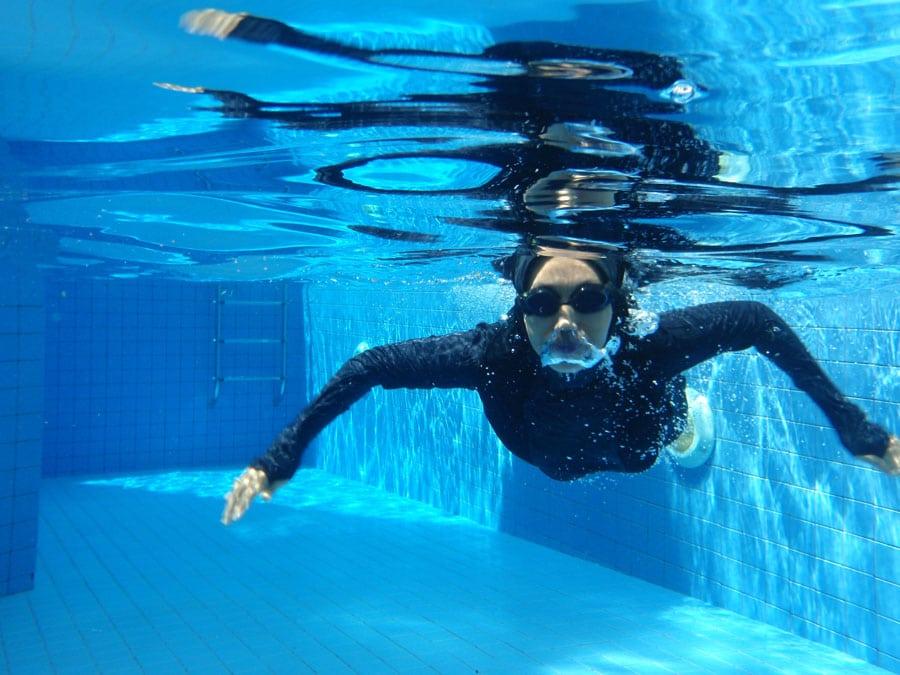 شنا برای دختران