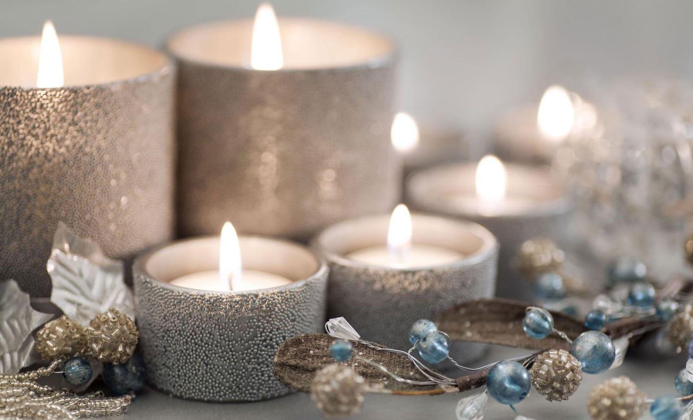 بازسازی شمع های قدیمی