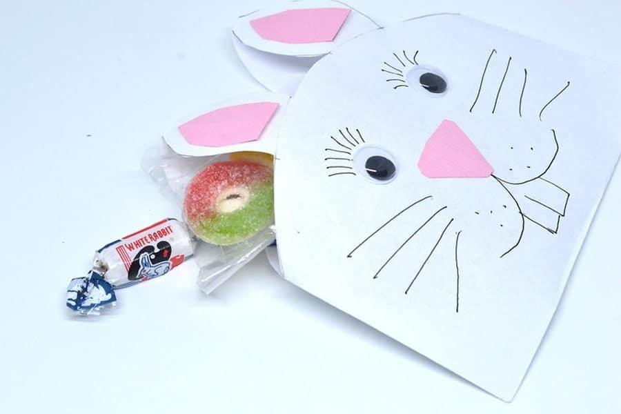کاردستی پاکتهای خرگوشی جذاب و دوست داشتنی