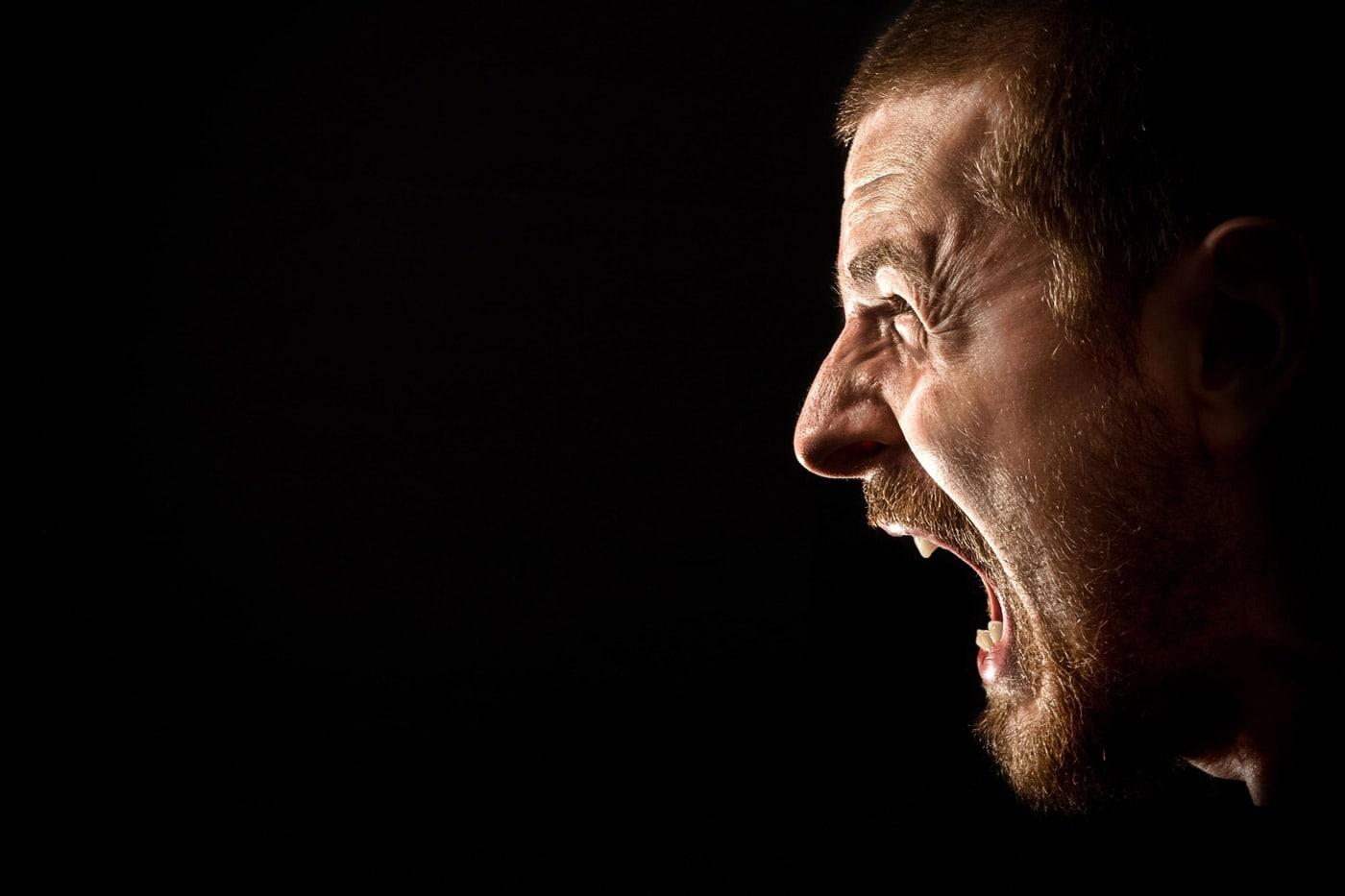 کنترل خشم آسان نیست