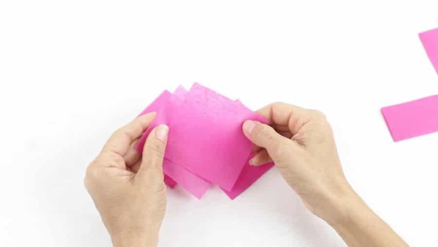 ساخت گل مصنوعی (کاغذی و پارچه ای) به 3 روش مختلف