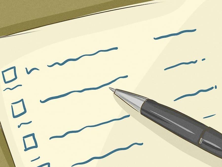 نوشتن اهداف کوتاه مدت برای هدف گذاری در زندگی