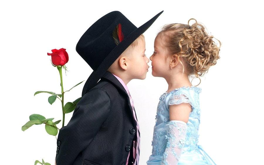 عشق و بچه ها ( عشق از نگاه کودکان )