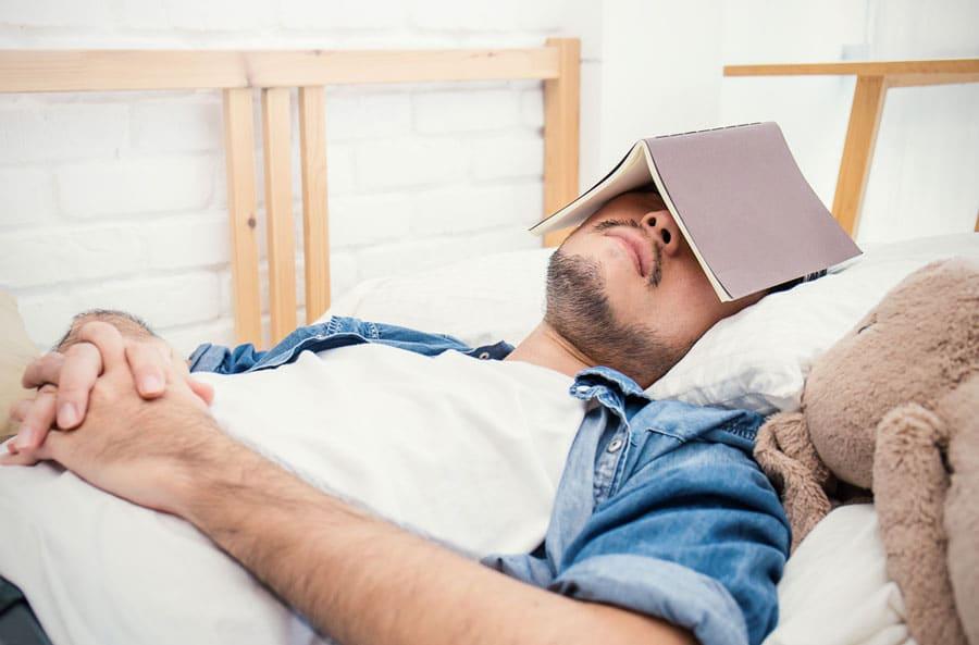 استراحت بین مطالعه در خودآموزی