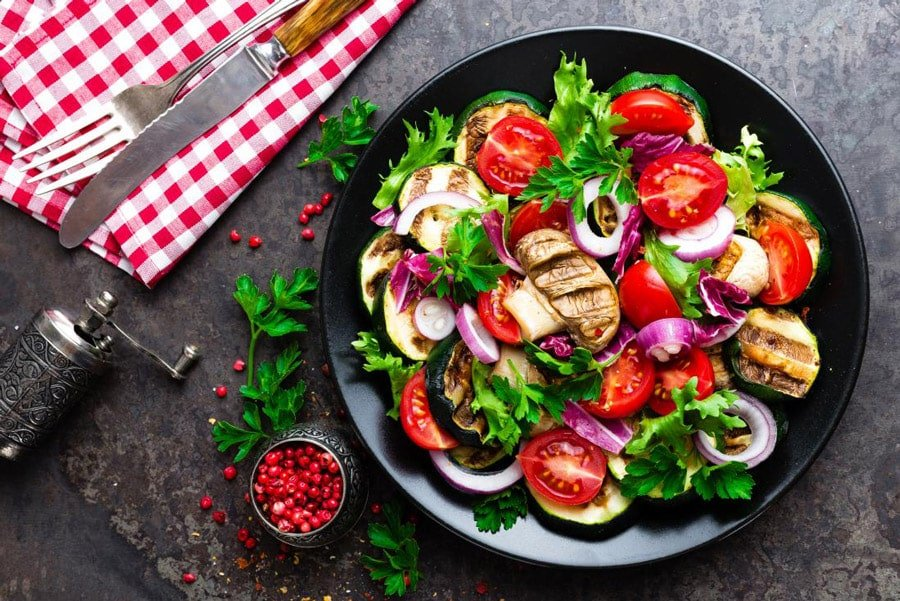 رژیم غذایی گیاه خواری