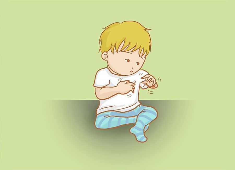 رفتارهای خودانگیخته از علائم اوتیسم