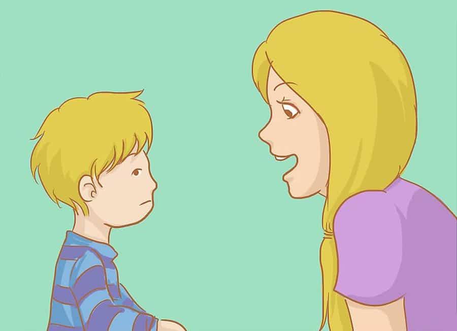 گفتار کودکان اوتیسمی