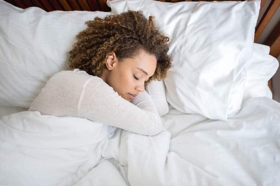 خواب و مراقبت از پوست