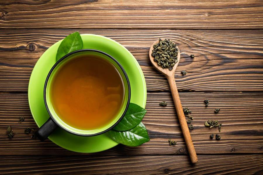 چای سبز و مراقبت از پوست