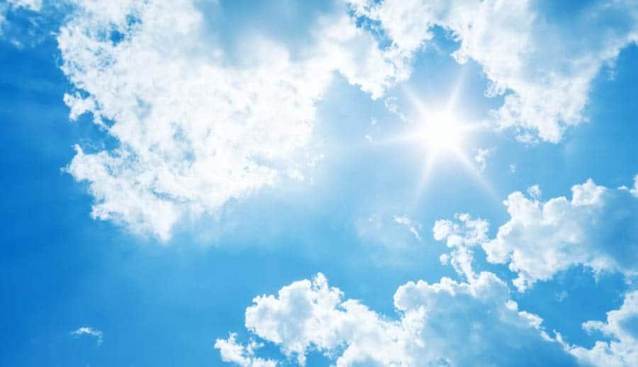 نور آفتاب و مراقبت از پوست