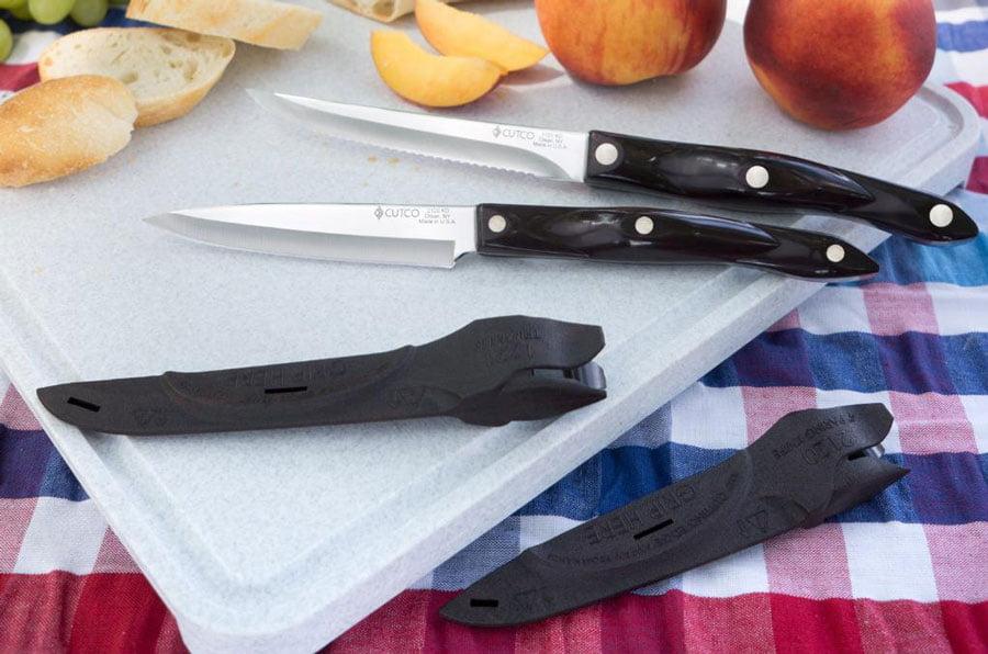 استفاده از چاقو در یک پیک نیک ارزان