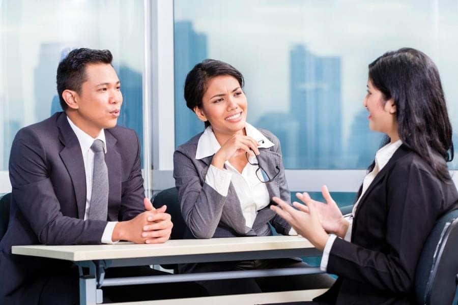 مصاحبه شغلی موفق