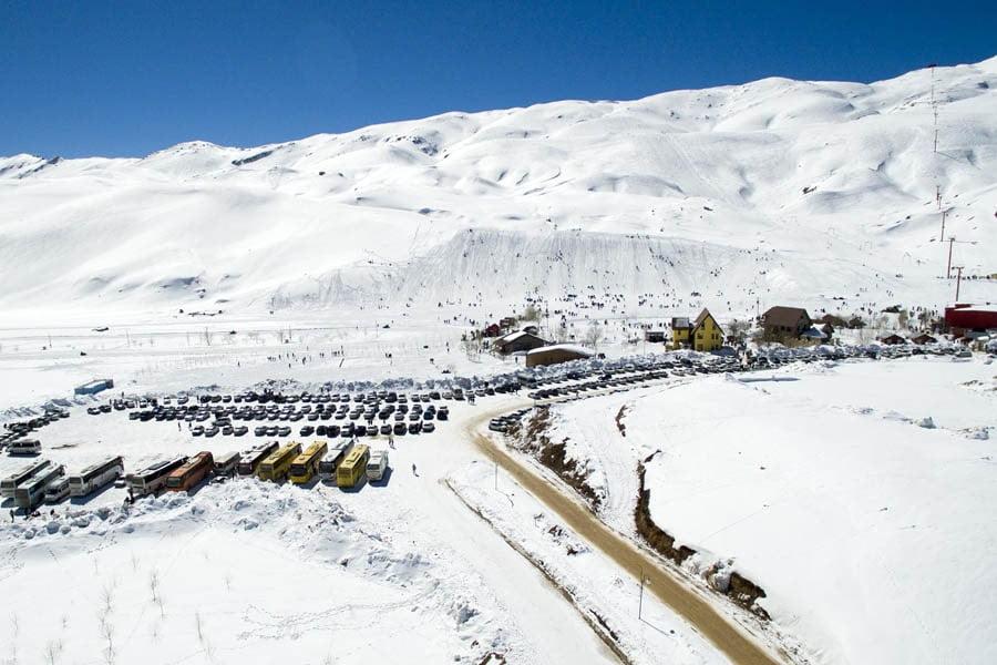 پیست اسکی پولادکف در ایران