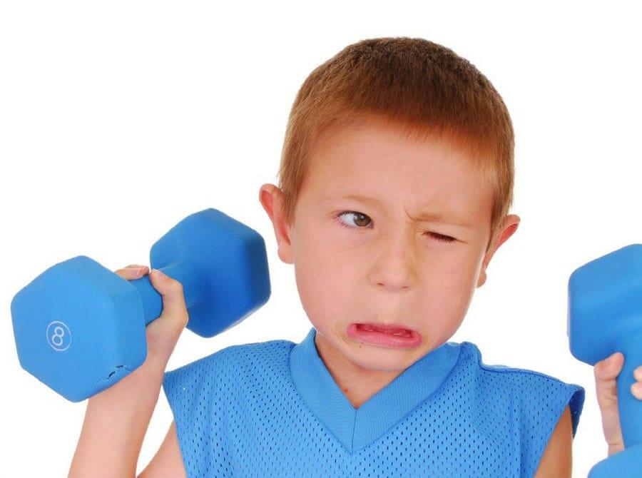 بهترین ورزشها برای کودکان