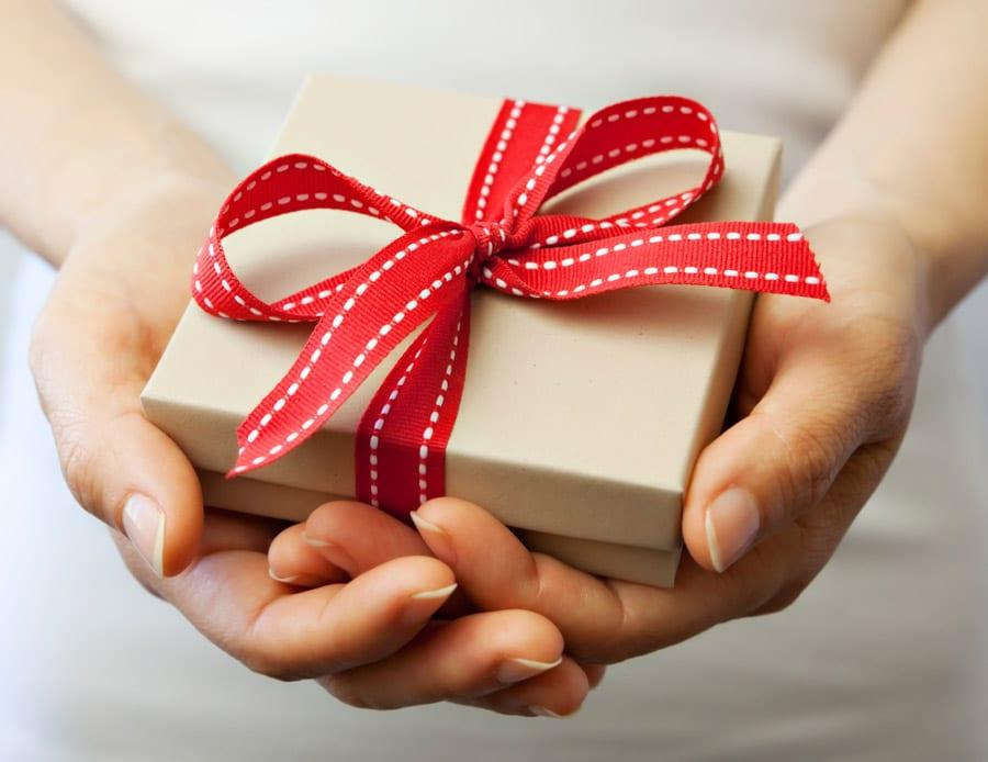 هدایای مشتری