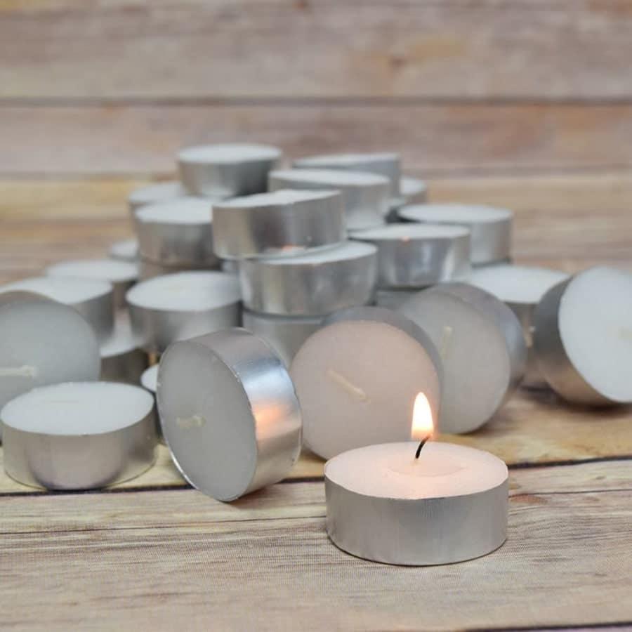 روش ساخت شمع