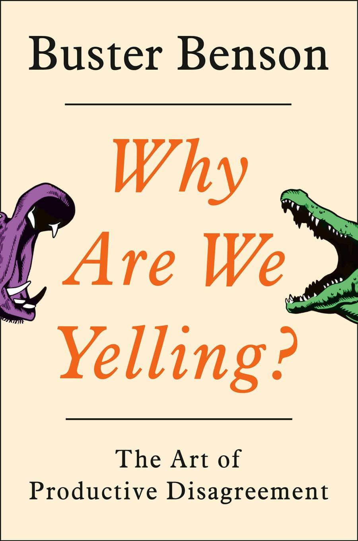 کتاب چرا فریاد میزنیم؟