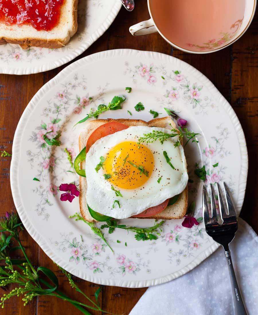 تخم مرغ ایده ای برای تجربه صبحانه های متنوع