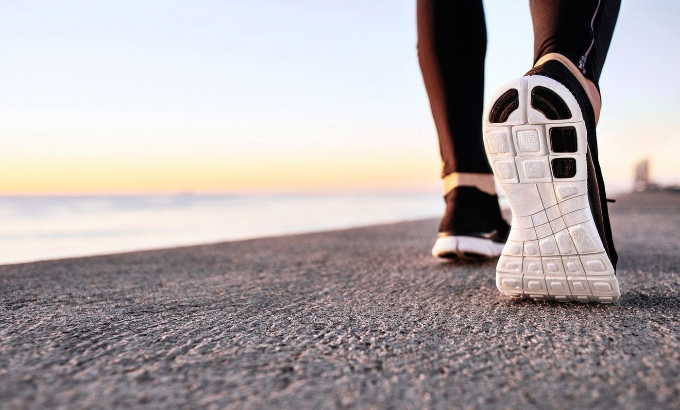 پیاده روی لاغرکننده