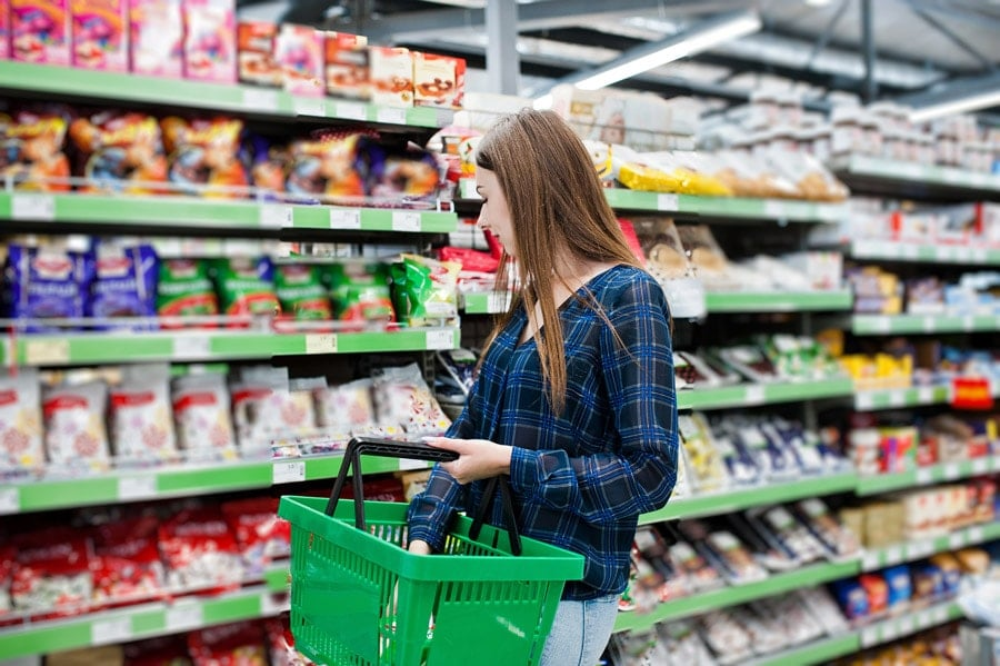 از غذا های فرآوری شده خوداری کنید