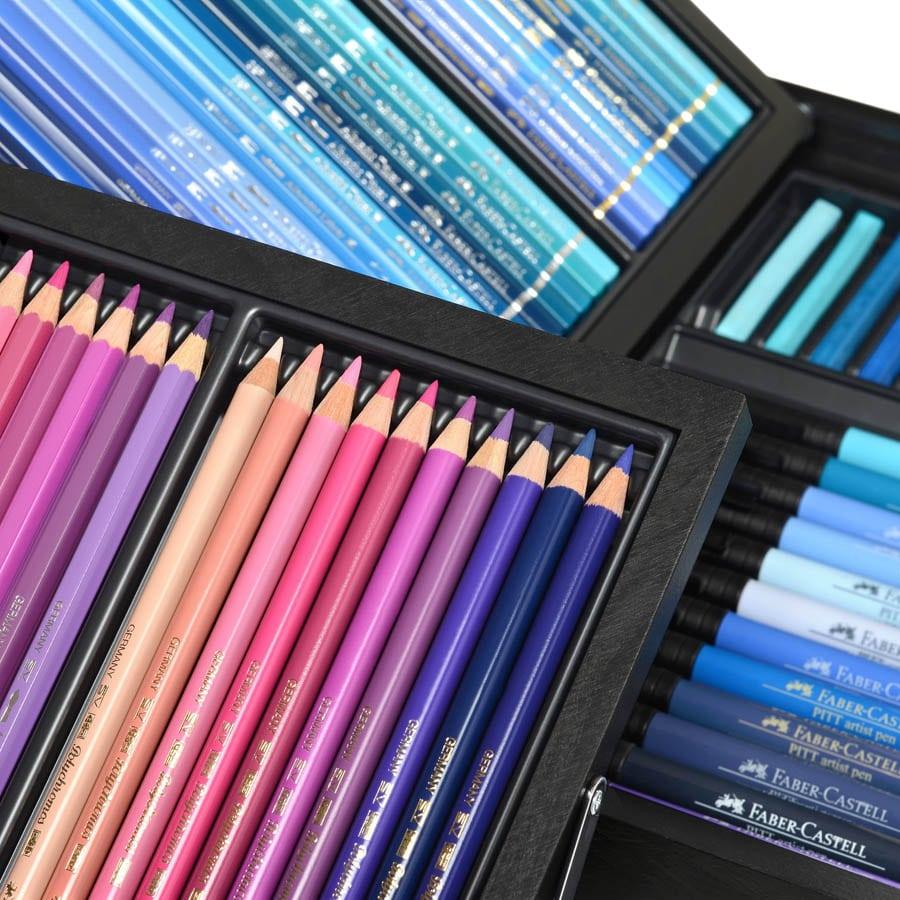 مداد رنگی فابر کاستل کارل باکس یا karl box