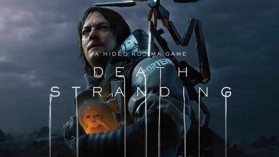 Death Stranding بهترین بازی های سال 2019