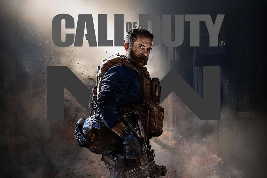 Call of Duty: Modern Warfare بهترین بازی های سال 2019