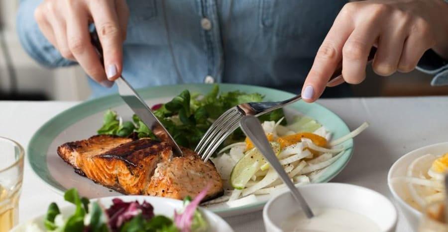 رژیم غذایی سالم و استاندارد