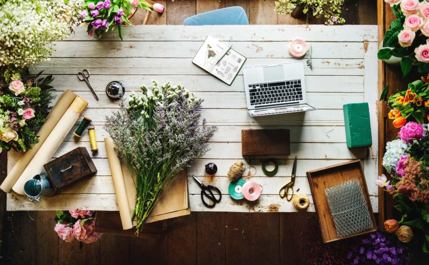 آموزش ویدئویی ساخت گل مصنوعی به روش های مختلف