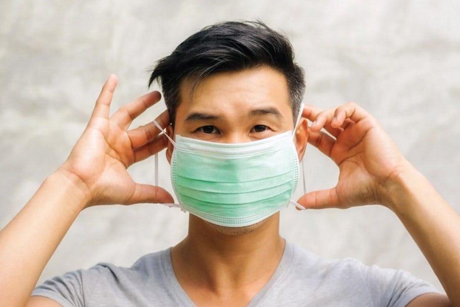 روش صحیح استفاده از ماسک در برابر ویروس کرونا