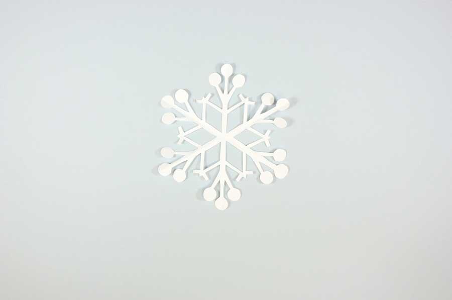طرز ساخت برف