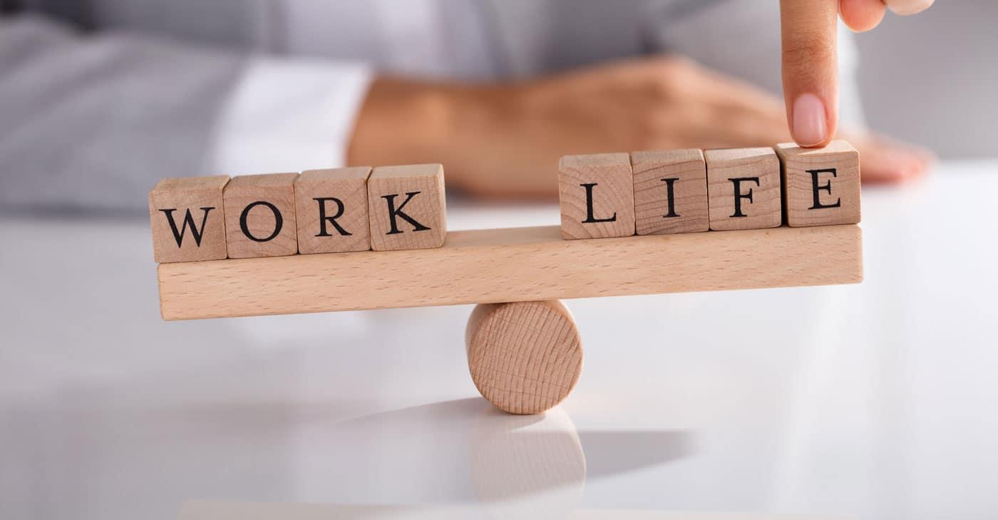 حفظ تعادل سالم بین کار و زندگی