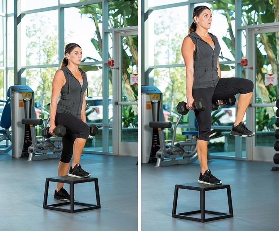 تمرین آب کردن ساق پا