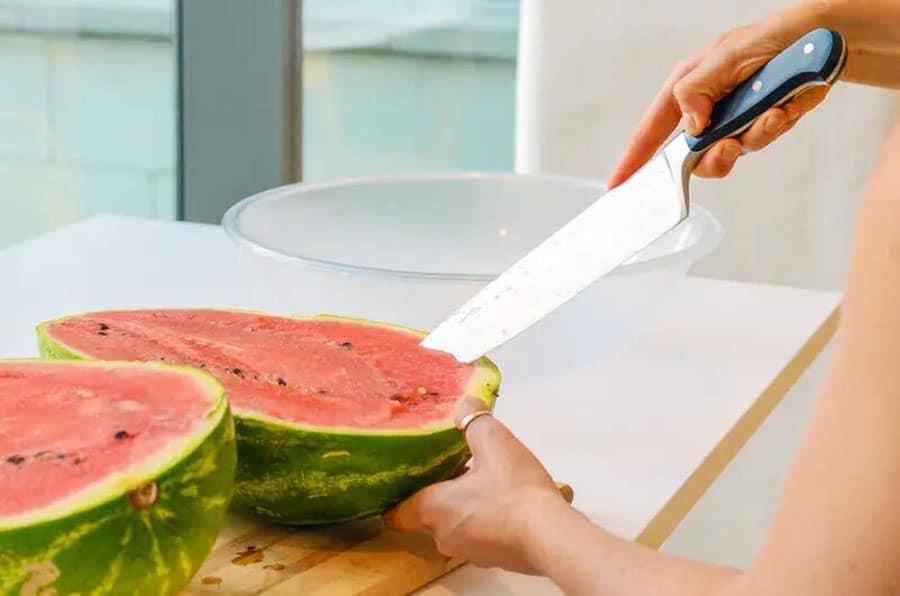 آماده سازی ژله هندوانه