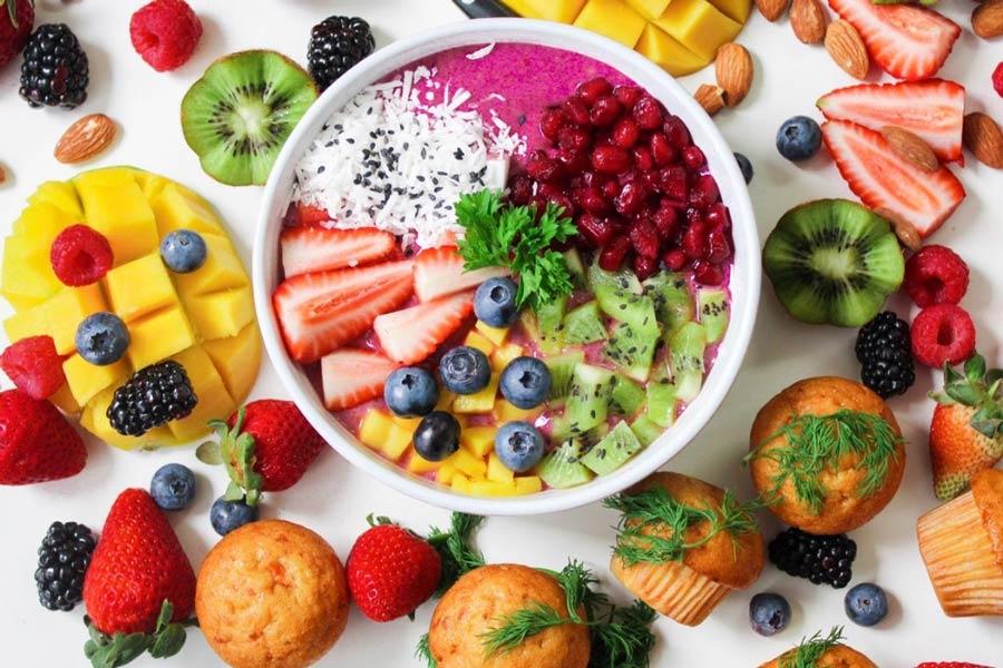 گیاه خواری و میوه خواری