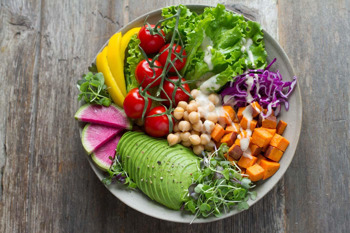 واقعیت های جالب درباره گیاه خواری