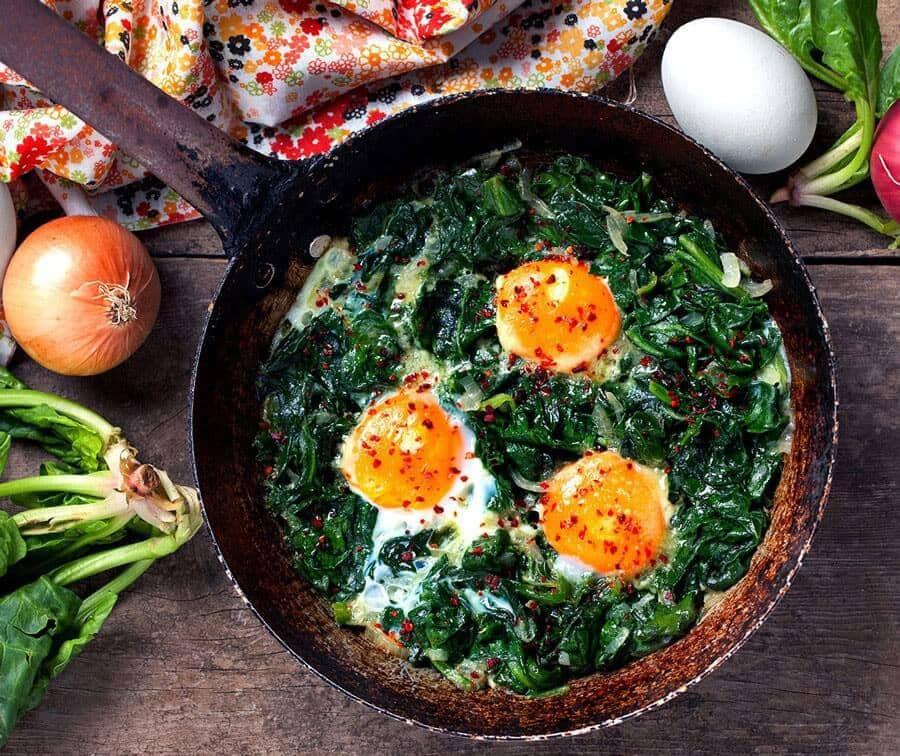 روز را با یک صبحانهی سالم شروع کنید