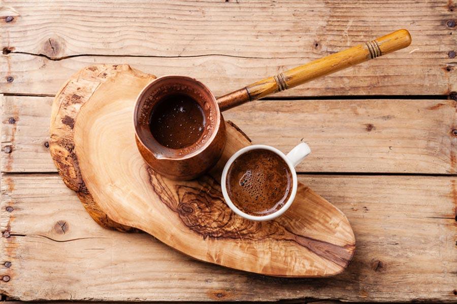 تفاوت قهوه ترک و فرانسه در چیست؟