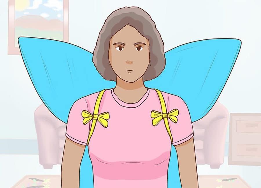 ساخت بال پروانه