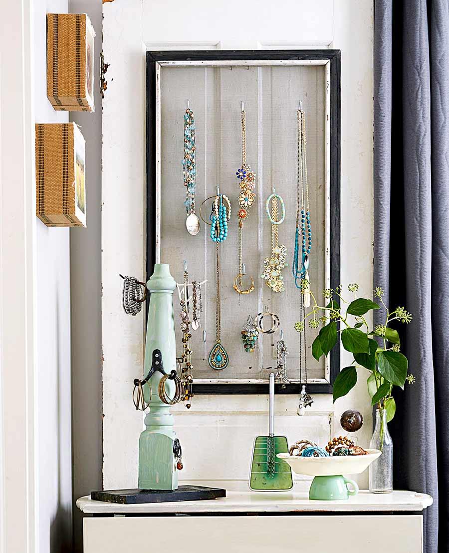فضای مناسب برای قرار دادن جواهرات