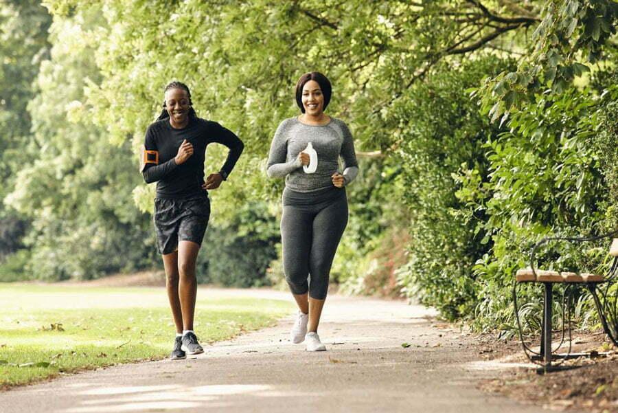 پیاده روی برای لاغری