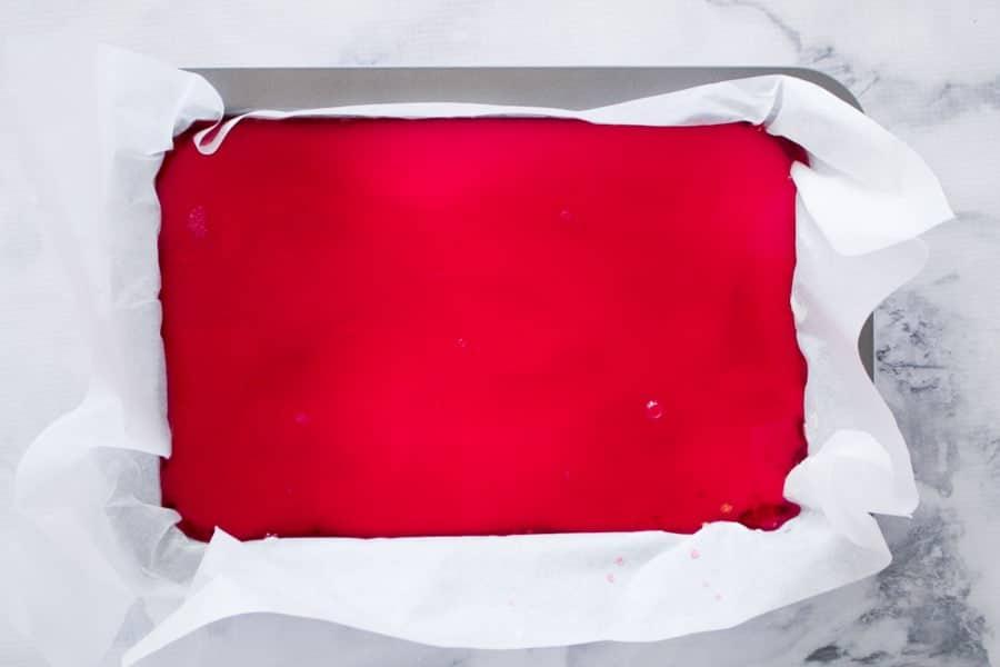 طرز تهیه ژله لقمه ای
