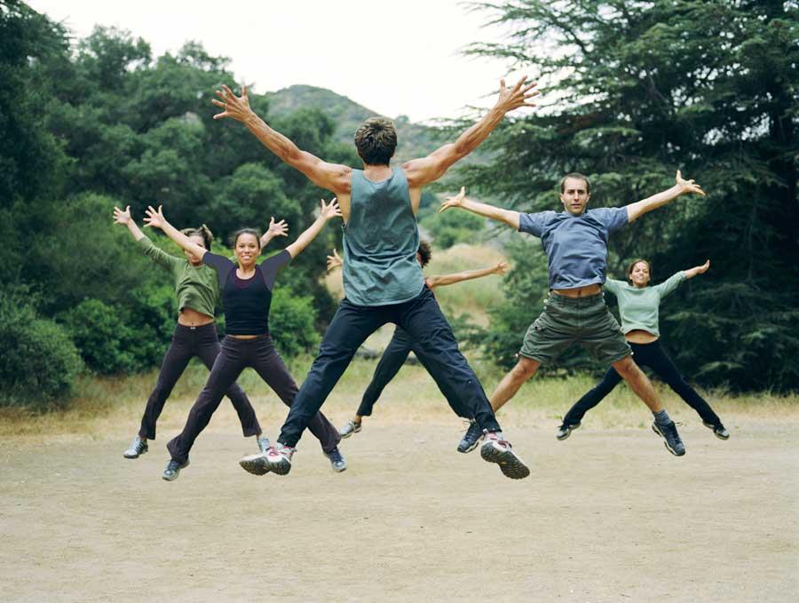 حرکت پروانه برای ورزش های مناسب روز