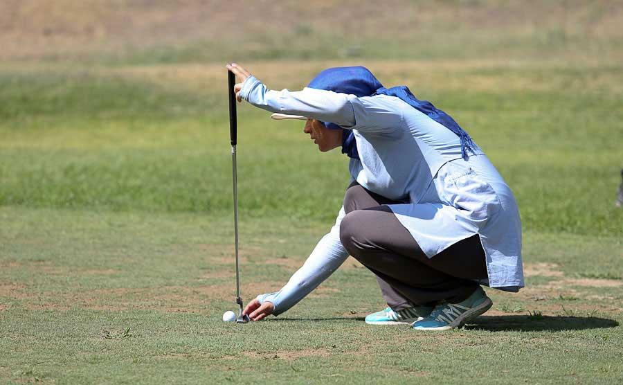 نگاهی به بازی گلف در ایران