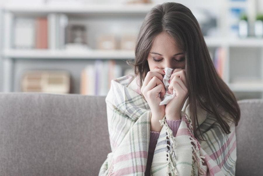شناخت علائم سرماخوردگی برای تشخیص فرق کرونا با سرماخوردگی و آنفولانزا