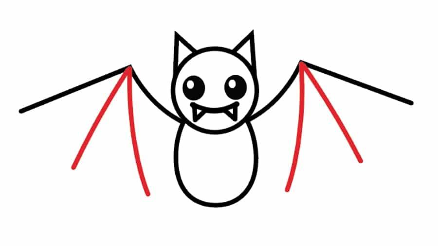 نقاشی خفاش