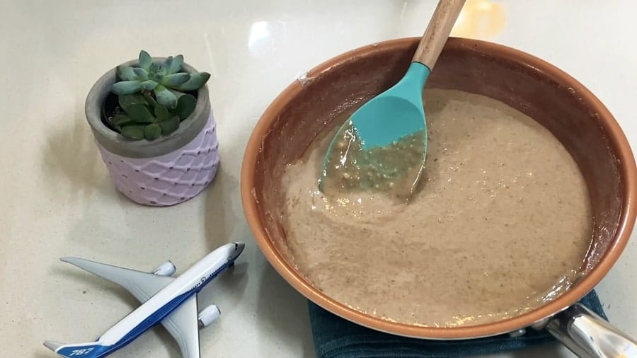 آموزش درست کردن شیرینی گردویی