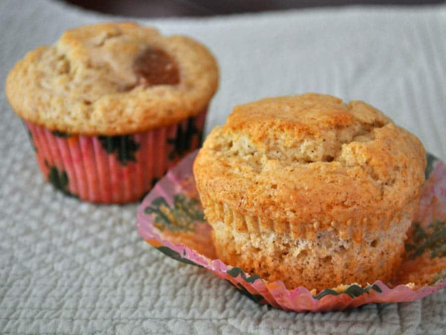 مافین هل و گلابی ، ایده جذاب برای صبحانه